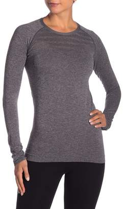 Zella Z By Move Thru Seamless Long Sleeve Tee