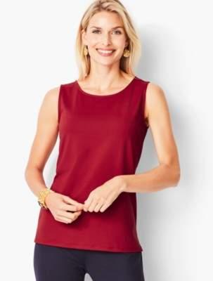 Talbots Knit Jersey Shell