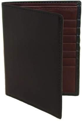 Estados Luxury Leather Travel Wallet