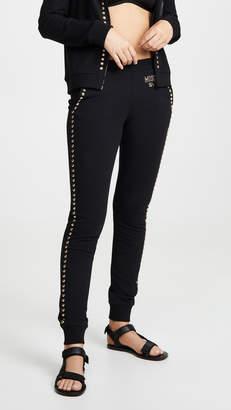 Moschino Studded Sweatpants