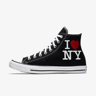 Nike Converse Chuck Taylor All Star I Love NY High TopUnisex Shoe