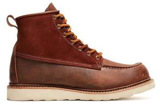 Red Wing Shoes Shoes Exclusive X Todd Snyder Moc Toe Boot in Copper