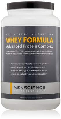 Menscience Whey Formula Advanced Protein Complex