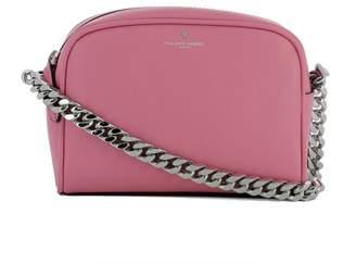 Philippe Model Pink Leather Shoulder Bag