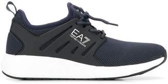Emporio Armani Ea7 side logo sneakers