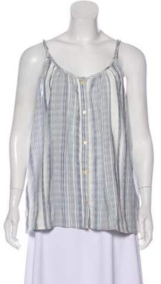 Soft Joie Striped Sleeveless Top w/ Tags