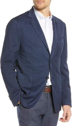 1901 Extra Trim Fit Garment Dyed Wool Sport Coat