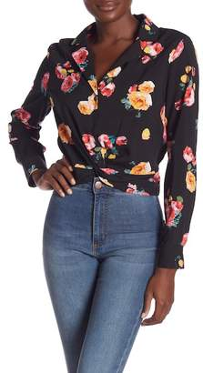 Cotton On & Co. Whitney Twist Front Top
