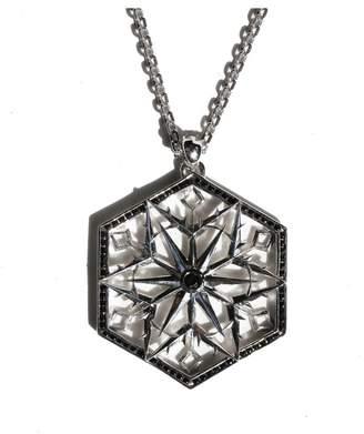 Snow Queen John Brevard Sapphire Necklace