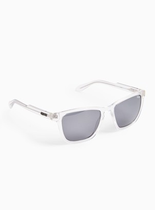 clear TopmanTopman QUAY Green Hardwire Framed Sunglasses*