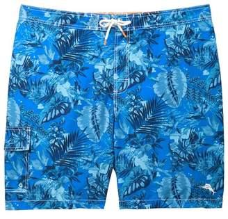 Tommy Bahama Baja Selvas Print Swim Trunks (Big & Tall)