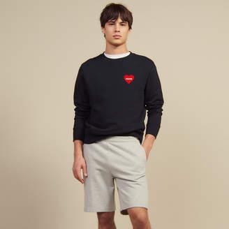 Sandro Jersey shorts