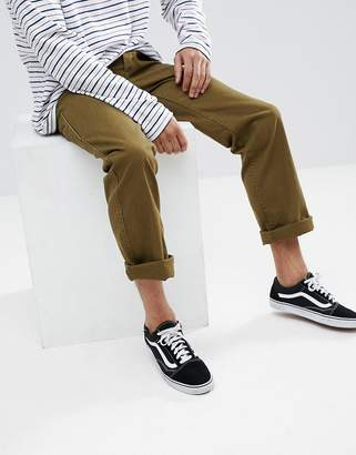Brixton Fleet Rigid Carpenter Chino in Relaxed Fit