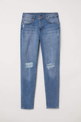 H&M Girlfriend Jeans - Blue