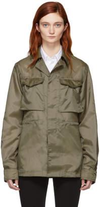 Maison Margiela Khaki Basic Jacket