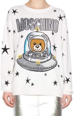 Moschino 'teddy Ufo' Sweater