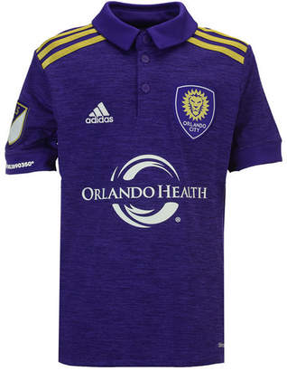 adidas Orlando City Sc Primary Replica Jersey, Big Boys (8-20)