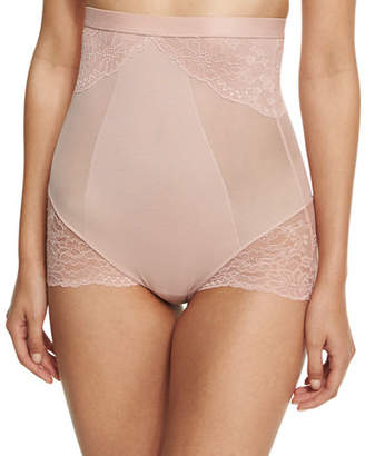 Spanx Lace-Inset High-Waist Shaper