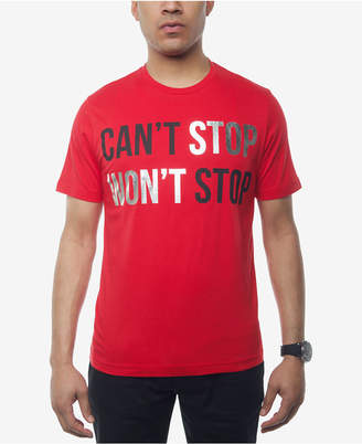 Sean John Men's Can't Stop Won't Stop Graphic-Print T-Shirt, Created for Macy's