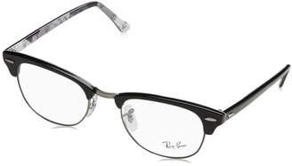 Ray-Ban Clubmaster Square Eyeglasses