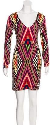 Mara Hoffman Jersey Mini Dress