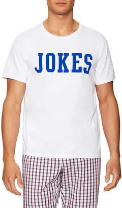 Sleepy Jones Jokes T-Shirt