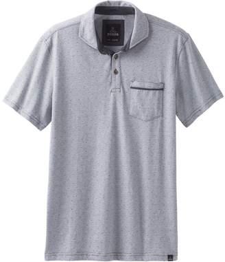 Prana Ryann Short-Sleeve Polo - Men's