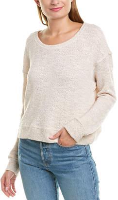 Splendid Sparkle Loose-Knit Sweater