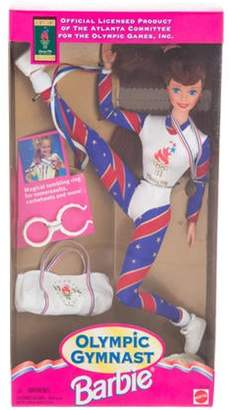 Olympic Gymnast Barbie Red Olympic Gymnast Barbie