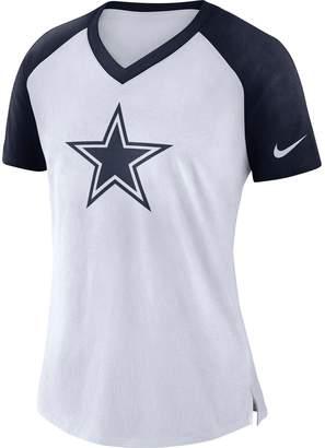 Nike Women's Dallas Cowboys Fan Tee