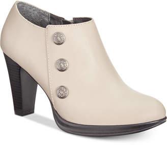 Rialto Penston Platform Ankle Booties Women's Shoes
