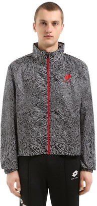 Damir Doma Oversize Nylon Windbreaker Jacket