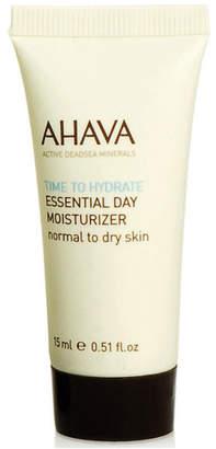 Ahava Essential Day Moisturizer Normal to Dry Skin, 0.51 oz