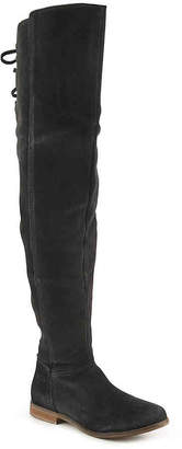 Co Rag & Lisa Over The Knee Boot - Women's