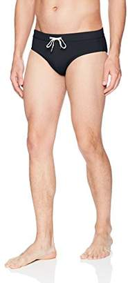 GUESS Men's Low Waist Lycra Swim Brief