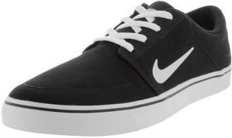 Nike Men's Sb Portmore Black/Anthracite Ankle-High Skateboarding Shoe - 12M