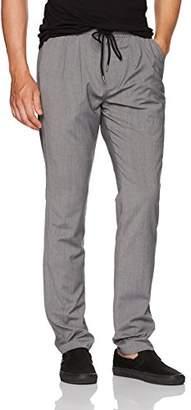 Michael Bastian Men's Wool Blend Stretch Jogger Pant