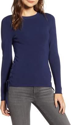 Chelsea28 Side Tie Sweater
