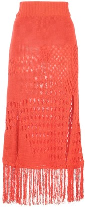 Altuzarra 'Benedetta' Knit Skirt