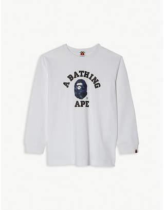 A Bathing Ape Cotton T-shirt (4-10 years)