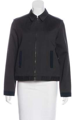 Sunspel Collared Zip-Up Jacket w/ Tags