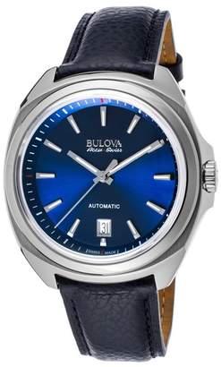 Bulova Men's AccuSwiss Swiss Automatic Watch, 42mm