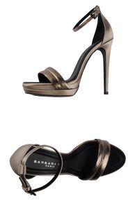 Barbara Bui Platform sandals