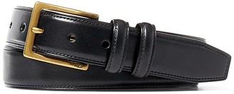 Polo Ralph Lauren Vachetta Square-Buckle Belt $75 thestylecure.com