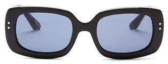 Elizabeth and James Sedgwick 51mm Rectangular Oversized Sunglasses