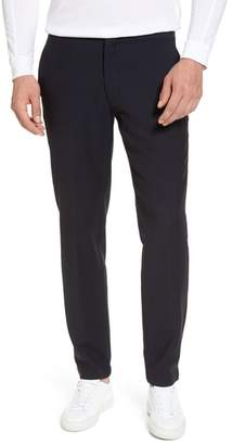 Hybrid Jogger Flat Front Wool Trousers