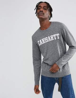 Carhartt WIP College Lambswool Sweater
