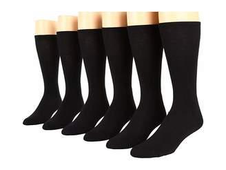 Ecco Socks Dress Cushion Mercerized Cotton - 6 pack