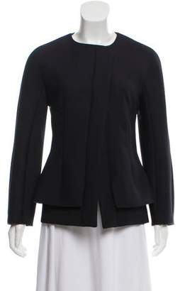 Narciso Rodriguez Wool Structured Blazer