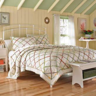Laura Ashley Ruffled Garden 5 Piece Duvet Cover Set by Home